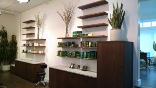 custom furniture maker shelf unit